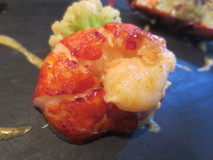 竜宮城コース、メインは「オマール海老3種の調理法」