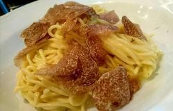 「イタリア産白トリュフと冬の美食のX'masコース L'verno」