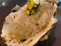 牡蠣グラタンが大人気♪